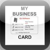 Phone Labeler and Business Card Generator